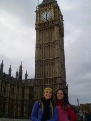 Londres - nov/2008