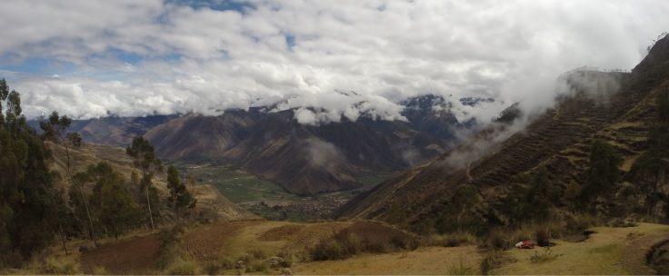 Nevados de Chicon, Urubamba - Vale Sagrado
