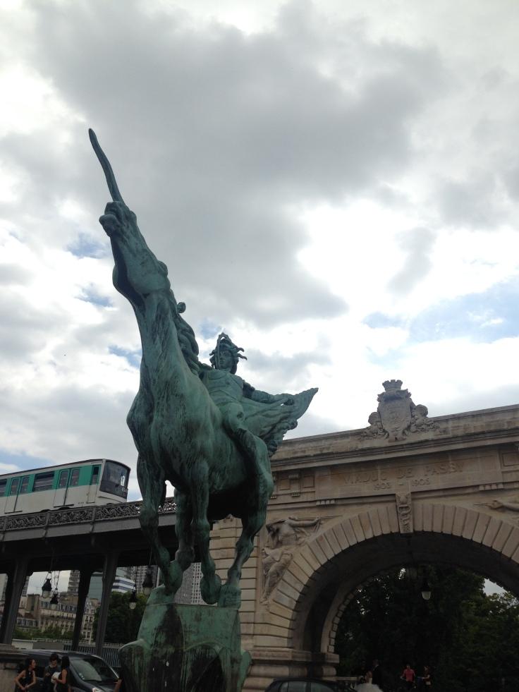Viaduto de Passy, Paris